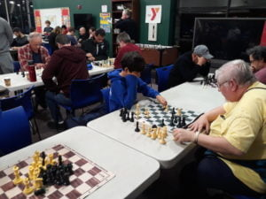 Pasadena chess