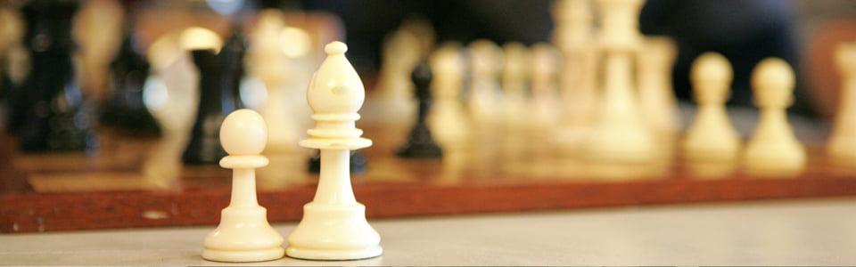 Chess banner